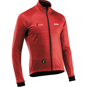 Northwave Extreme 3 Jacket Total Protection Men red/black